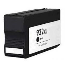 Tinteiro generico HP 932XL p/HP Officejet 6100 6600 6700 - Preto (Alta Capacidade) (CN053A)