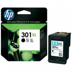Tinteiro HP 301XL Black Ink Cartridge