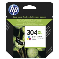 HP 304XL Tri-color Ink...