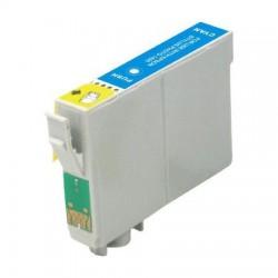 Tinteiro genérico p  Epson T0712 T0892 Cyan